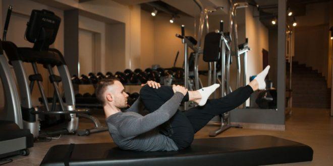 5 упражнений из пилатеса для похудения за 10 минут в день
